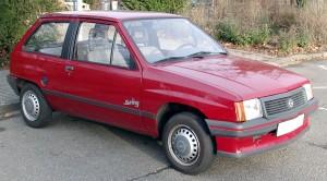 Corsa Model uit 86